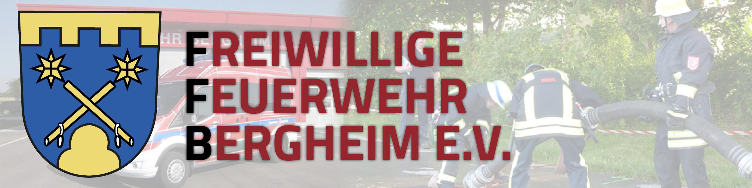 Freiwillige Feuerwehr Bergheim-Augsburg e.V.